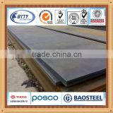 HOT Rolled Steel plate material ASTM A36 SS400 Q345B Equivalent