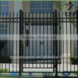 Powder Coated Zinc Steel Fence/Metal Fence