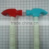 Spread with a hammer toy wholesale toy candy sugar Tube