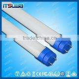 EXW Aluminium+PC led solar light TUV led tubular lights 600mm 2ft T8 9w led tubes CE RoHS
