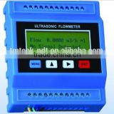 Digital China Manufacture Low Cost (clamp on) Liquid Portable Modular Ultrasonic Flow Meter cheap flow meter