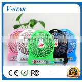 The Best Small fan for Office and Portable Fan for Home Full Metal Mini Fan/mini battery operated fan for kids
