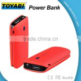 2015 new Power bank 4000mAh Capacity with Shinning LED light