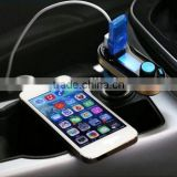NEW ARRIVAL CAR FM TRANSMITTER DUAL PORT 2.1A BLUETOOTH DOUBLE USB CAR CHARGER WITH MP3 PLAYER HANDFREE FUNCTION