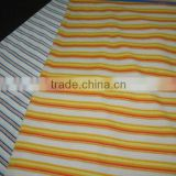 21s 200gsm CVC yarn dyed jersey fabric