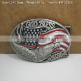 belt buckle with Rhinestones Cross belt buckle with Rhinestones