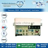 Latest Siemens 900C (Refurbished) Medical Ventilator with 8 Ventilation Modes for Anesthesia, Intensive Care Situation