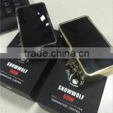 Snowwolf mini 90w vapor starter kit with 18650 high-drain battery Temperature Control e-cig Snowwolf 90w Mini TC Mod Box