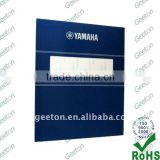 Electric Fire Monitor Custome NamePlate Panel