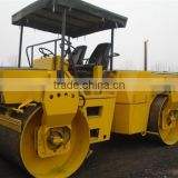 Used road roller BOMAG BW202 Used compactor germany roller Single-cylinder vibratory rollers