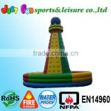 new designed inflatable climbing wall, CE certified climbing wall, exciting climbing wall for sale