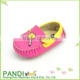 2014 baby kids casual fashion leather toddler shoes