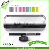Ocitytimes New Product 180mah/280 mah bud touch battery Top selling Rechargeable cbd oil vape pen