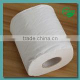 Recycled Pulp Material and Toilet Tissue Type fragrance free tissue paper