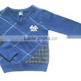 wholesale clothing in china baby boy baby knitwear wool sweater