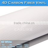 Many People Want To Click For 4D Car Carbon Fiber Vinyl Film El Flashing Car Sticker 1.52x30m