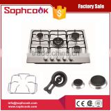 Good price LPG gas using Built-in Gas Stove ,gas cooker                                                                         Quality Choice