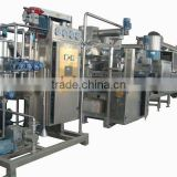 lollipop forming depositing whole line hard candy machine
