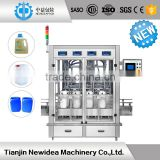 ND-CZ-4 Factory High Quality Automatic Bottle Counting Filling Machinery