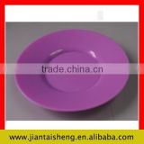 food grade low price baby bowl silicone kids plate