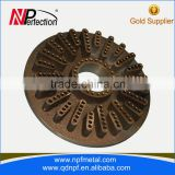 China factory supply brass sand casting products/sand casting foundry