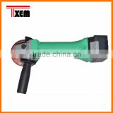 High Quality Power Tools 36v Li-ion Cordless 100mm Angle Grinder with Battery & Charger-TX-DC100