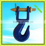 G70 US TYPE TRACTOR TOW GRAB HOOK,SAFETY FACTOR 4:1