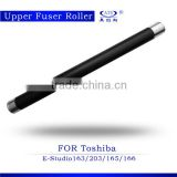 Upper fuser/heating roller for Toshiba E-STUDIO 1163/203/165 /166/167/205 copier spare part