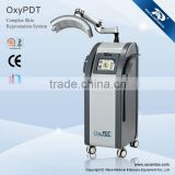 OxyPDT Injection Machine Of Oxygen Led Facial Light Therapy PDT Beauty Salon Equipment Skin Tightening