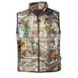 Men Winter Warm Battery Heated Camo Hunting Shooting Vest
