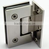 Tempered glass door hinge for glass shower cabin doors                                                                         Quality Choice