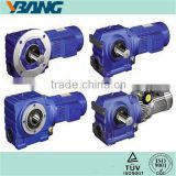 SEW Type S series helical worm gear motor reducer