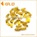 GMP certified halal bulk omega 3 6 9 fish oil softgel capsules manufacturers