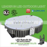 Replace 1500W HID 480W led retrofit kit with lumileds chips and ul dlc listed