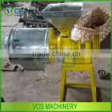 Popular used small flour mill machine for family use, high quality wheat flour powder making machine
