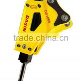 Best quality professional korean hydraulic breaker hammer DS1000/SB50