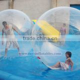 Innovative commercial inflatable water waking ball