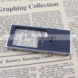 3X 10X Jewelers Loupe Magnifier Magnifying 4LED UV Light Money Detector