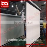 150 Inch Wall Mount Office Projector Matte White Electric Projection Screen for BETPMS4-150