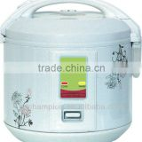 Cheap price height quality wholesale cooker MRC001 white stainless steel inner pot rice cooker