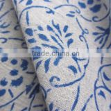 Printed muslin fabric, 30s*30s 68*68 114gsm 100% cotton plain fabric wholesale, fabric by the yard