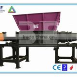 High efficient with Double shaft shredder/Two shaft shredder/ Twin shaft shredder, for sale