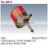 Windshield Wiper Motor/Windscreen Wiper Motor/Auto Wiper Motor For UNIVERSAL TYPE 85MM 12V MITSUBA WPM-2SM
