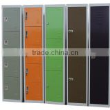 Colourful cell phone locker / mobile phone storage locker cabinet / charging locker cabinet