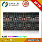 P16 1R1G1B Full Color LED Modules and ITS VMS Traffic Signs 2R1G 2G1R tri-color LED display panel