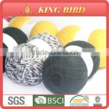 Kingbird textiles yarn acrylic nylon blend yarn