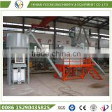 complete dry mortar production line export to Malaysia