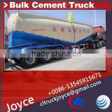 Bulk Cement Semi-trailer,Bulk Cement Truck Trailer,Bulk Carrier