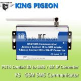 GSM Alarm Converter For Existing Alarm Systems K5