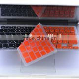 2017 new colorful silicone keyboard protective film